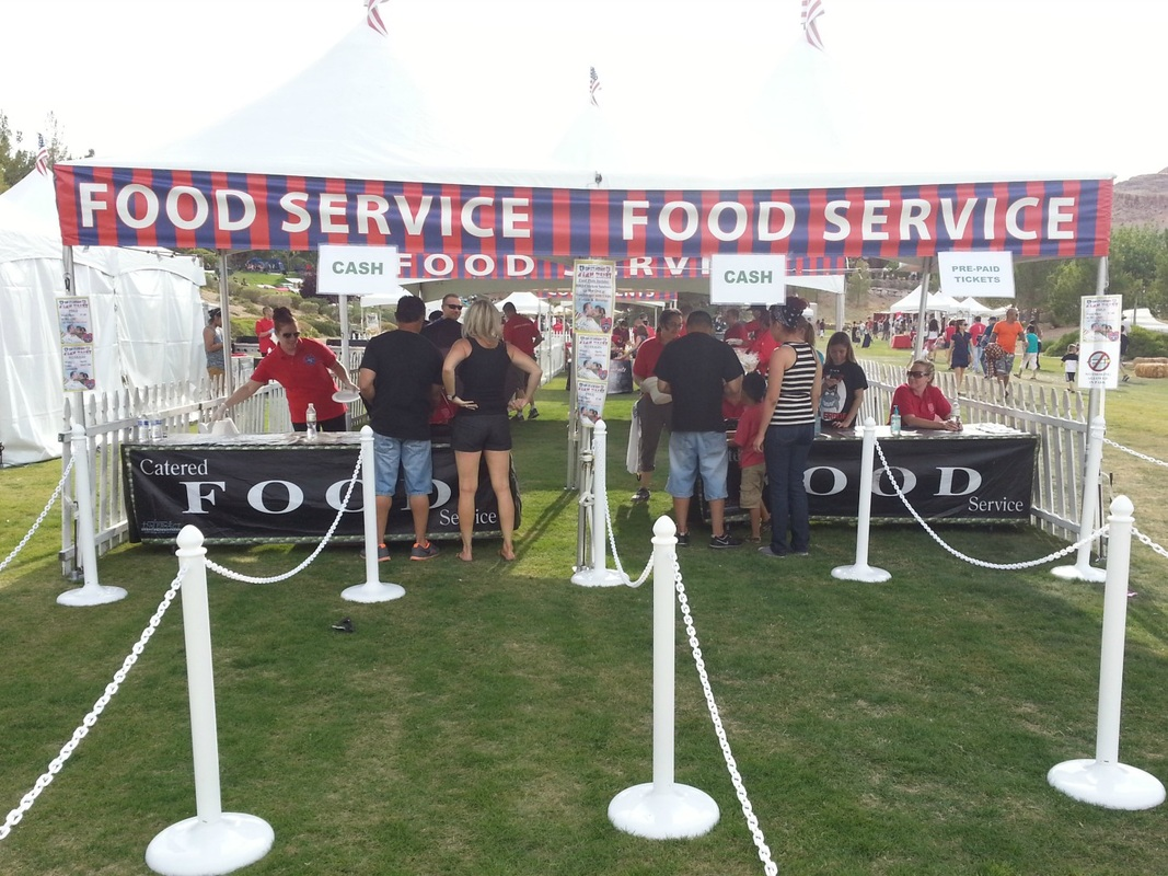 Food Service and Catering for Events Done Right!