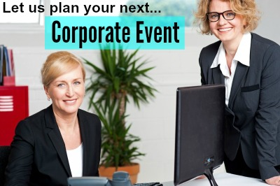 Corporate Event Planner Escondido CA