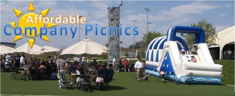 Affordable Company Picnic