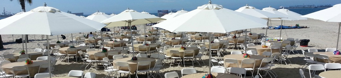 Event Planning at the Beach
