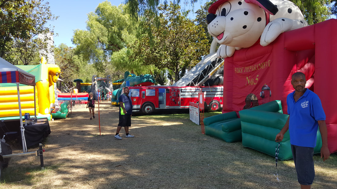 Carnival Company Picnic Rides Inflatables