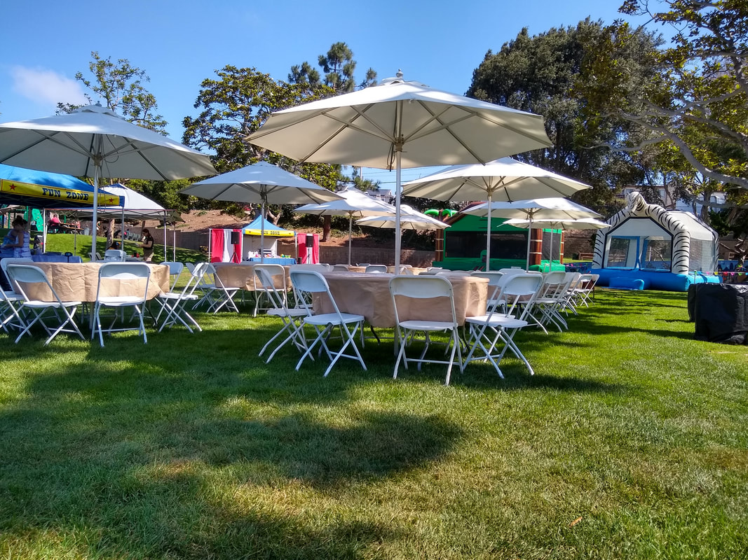 El Segundo Recreation Park Company Picnic Ideas