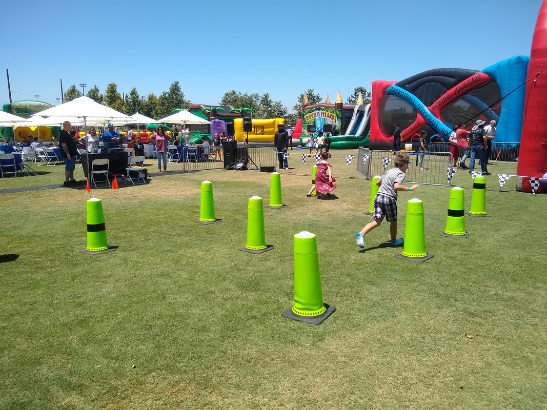 OC Great Park Company Picnic Event Planner