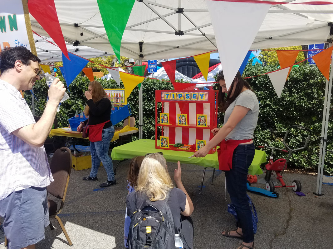 Carnival Games for Corporate Events Tipsey Game