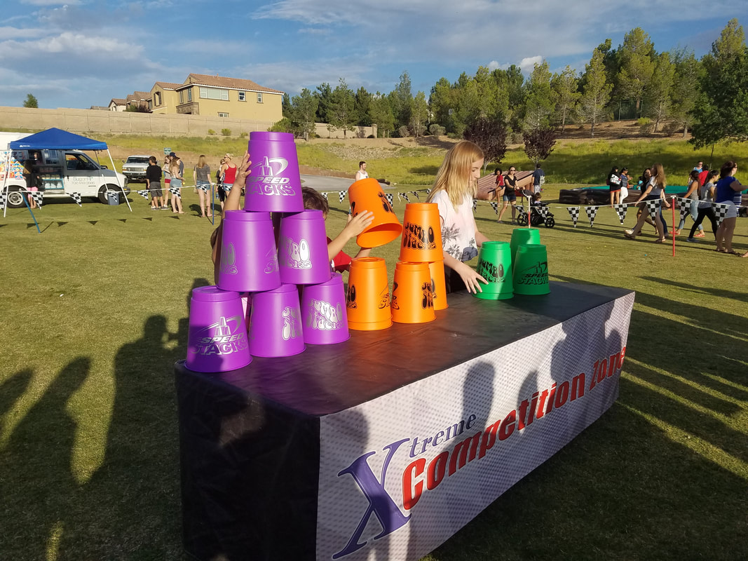 Cup Stacking Game for Kids Corporate Events Parties