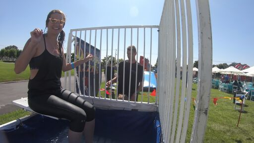 Dunk Tank Rentals for Parties VIP Events Riverside California