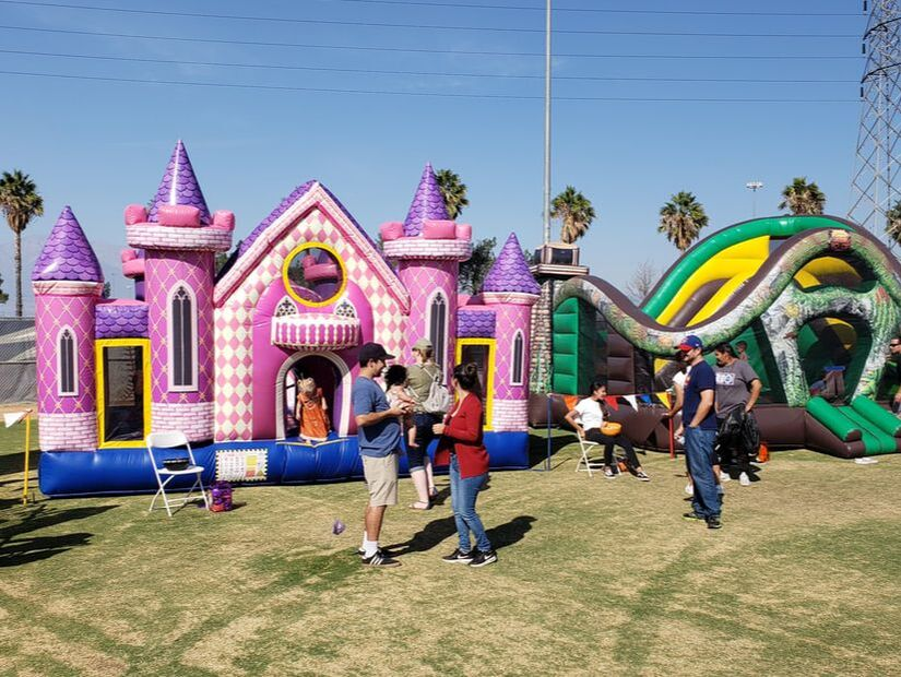 Inflatable Rentals for Corporate Events Riverside CA