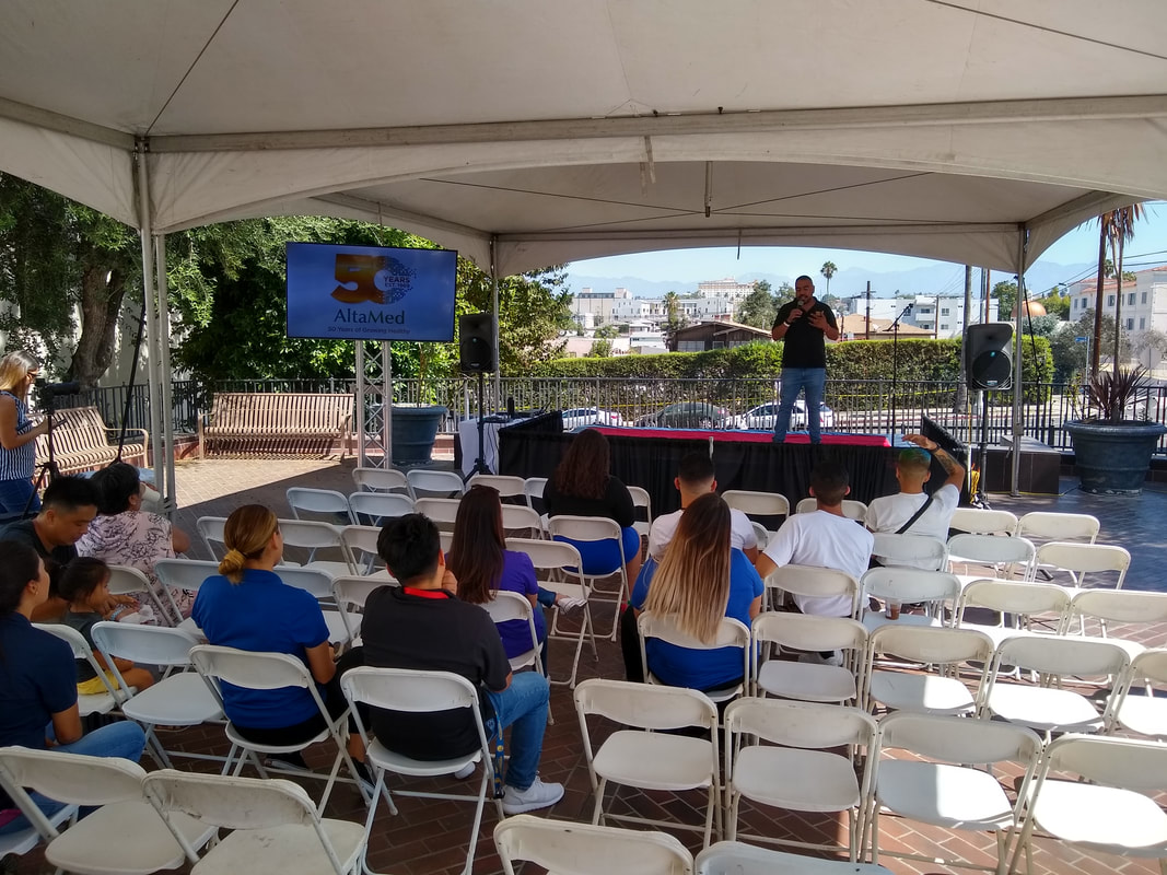 Stage and Sound Rentals Event Planning Los Angeles