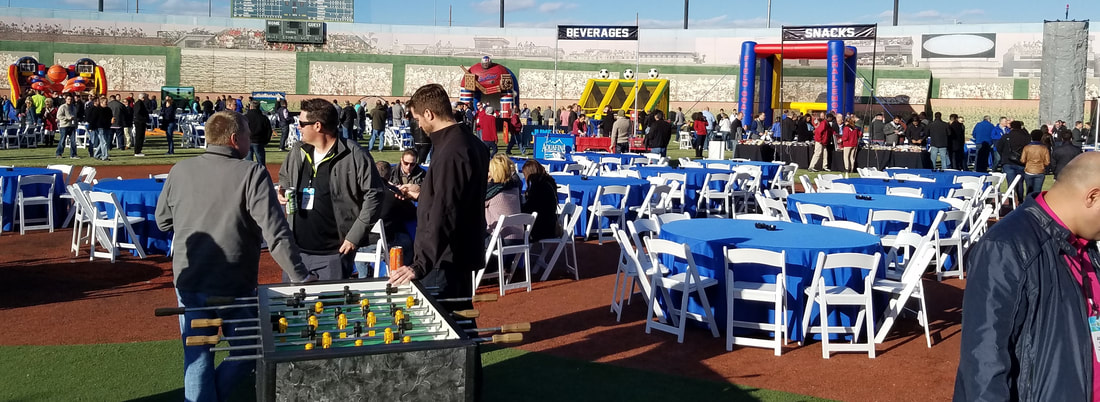 Sports Themed Event Planner So Cal