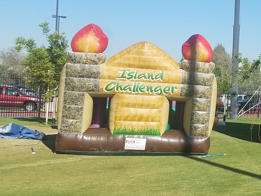 Interactive Inflatables for Corporate Picnics