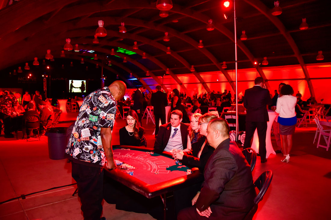 Casino Party Planner Corporate Events Holiday Parties