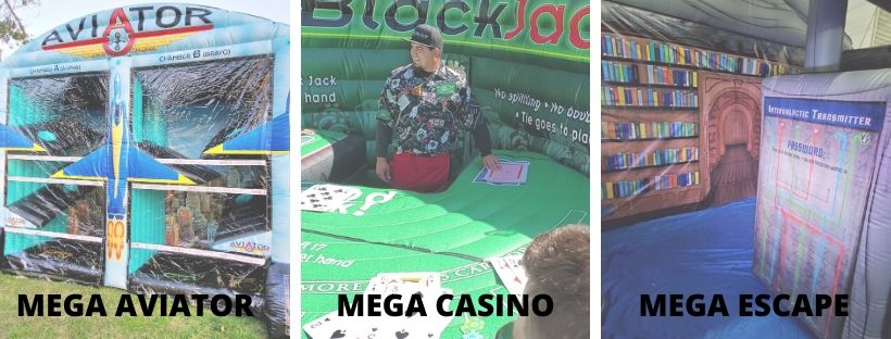 IAPPA MEGA CASINO DEBUT 2019
