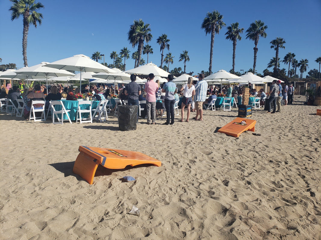 Corporate Event Entertainment Newport Beach