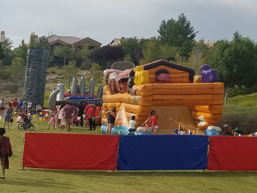 VBS Inflatable Rentals Los Angeles