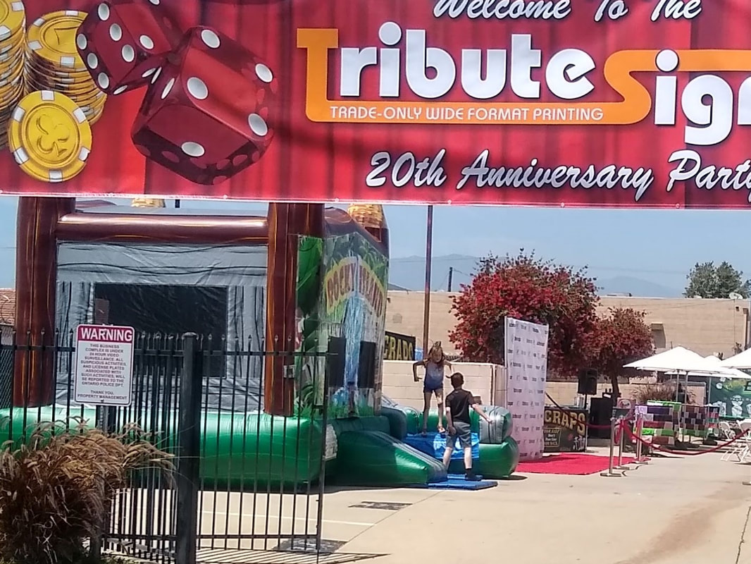 Inflatables for Company Parties, Inland Empire