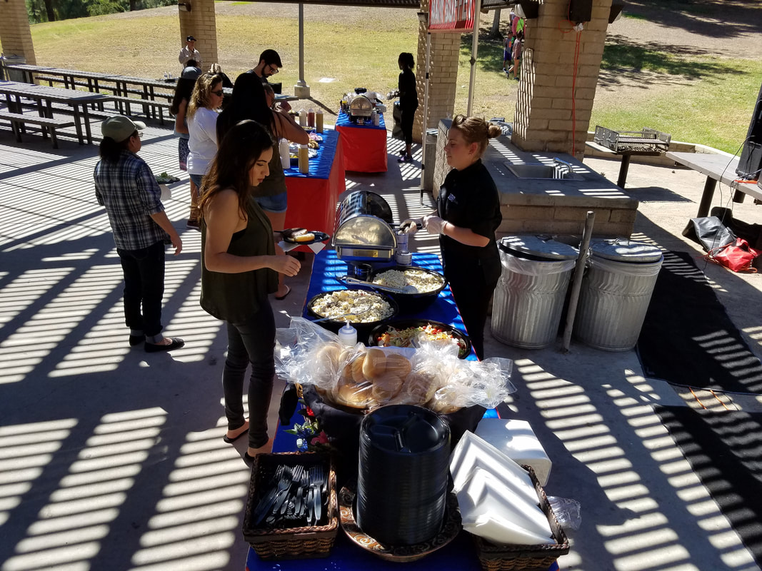 Company Picnic Catering Services