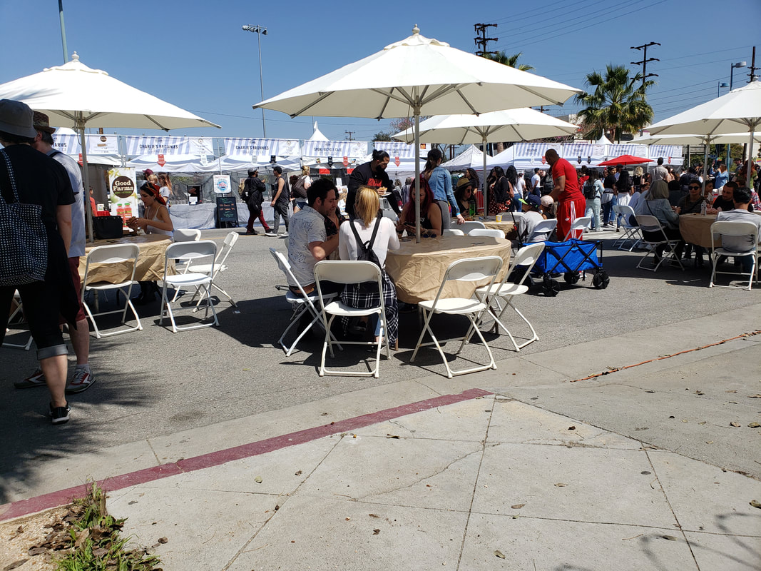 North Hollywood Outdoor Event Seating Rentals