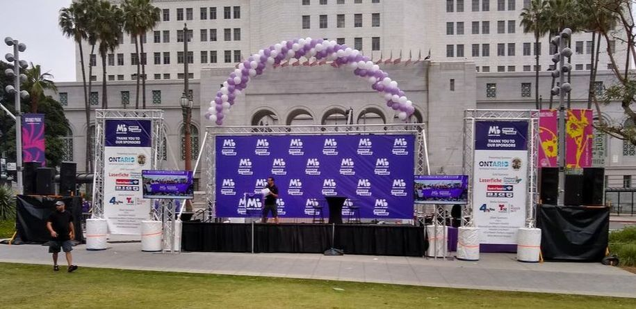 Costa Mesa Event Rentals - Stage and Sound