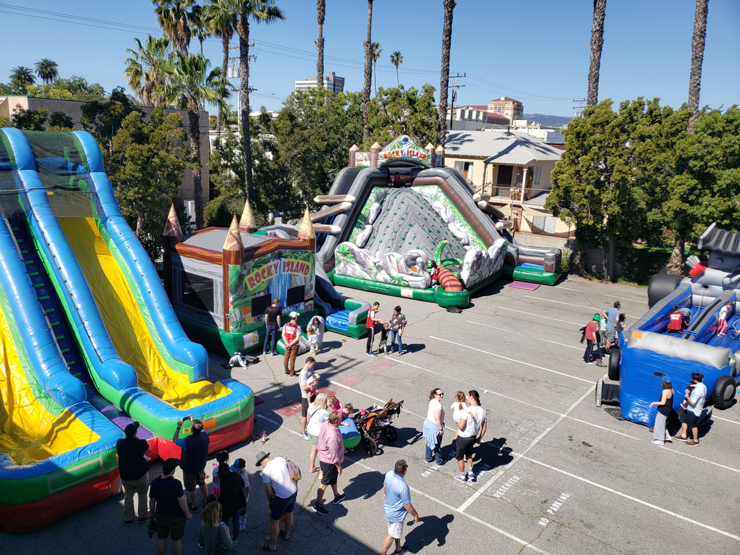 Santa Monica Synagogue Festival Event Planning Services 2019