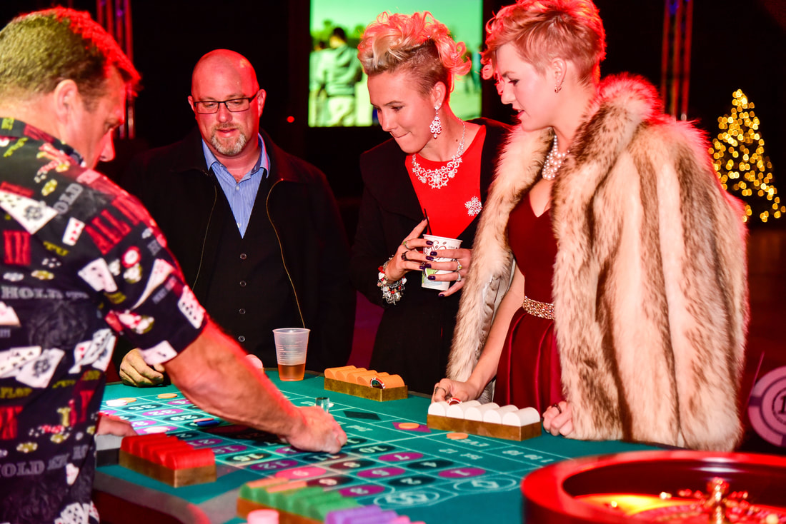Casino Party Event Planner Services