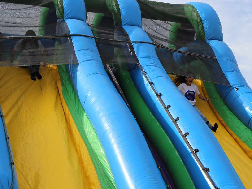 Inflatable Slide Rentals Riverside, California